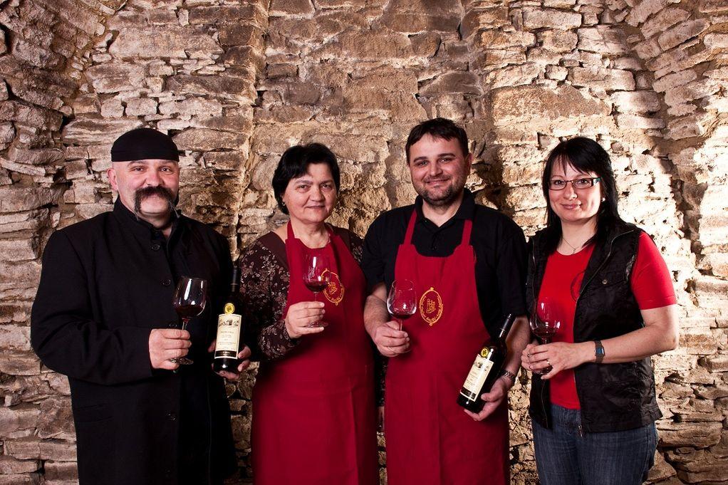 Rodinné vinařství Suský Velké Pavlovice