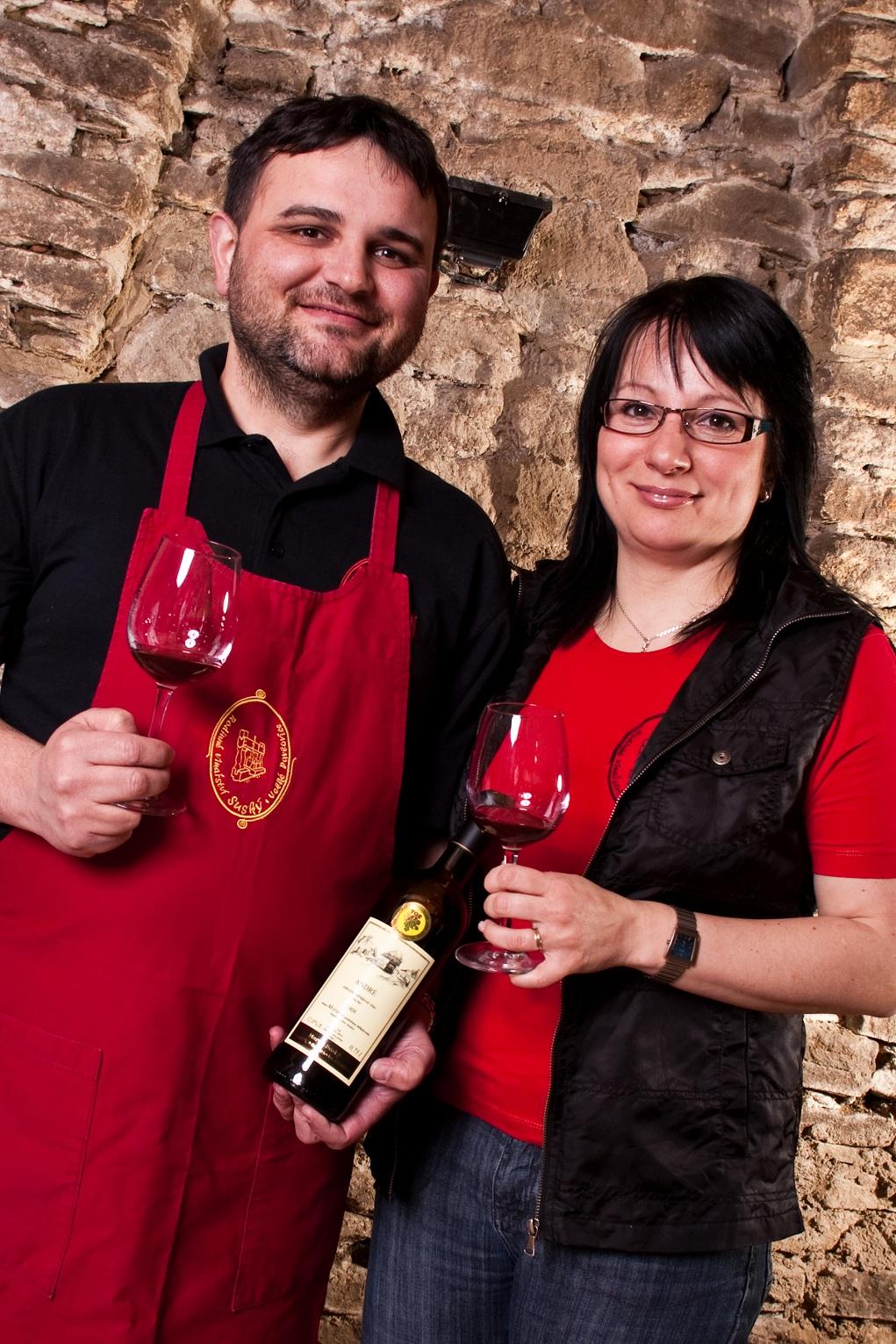 Rodinné vinařství Suský Velké Pavlovice 2